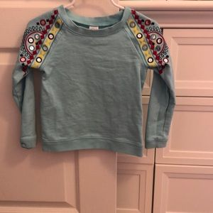 Thicker long sleeve top